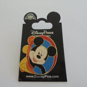 Mickey 2008 Trading Pin from Disney World  Limited